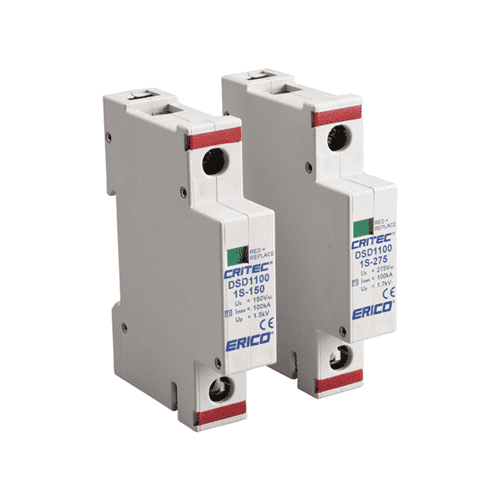 DSD11001S275 Imax =100kA Surge Protection Main Switchboard