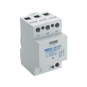 DSD3100TNC275 DSD 100 kA- There Phase - 1 Mode Economic 100kA low cost surge protector