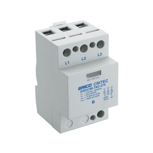 DSD3100TNC275 DSD 100 kA- There Phase - 1 Mode