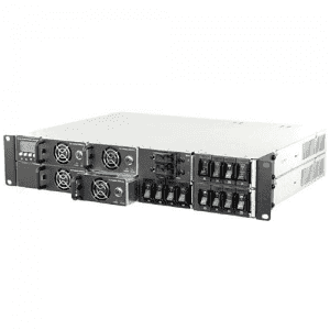 2RU Rack Mount Redundant Hot Swap Modular DC Power System - New Zealand - ICT Power Land Mobile Radio and Wireless Broadband Power Supplies 12V 24V 48V output voltage