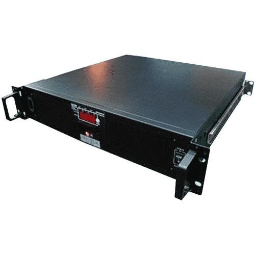 Pure Sine Wave Rack Mount DC/AC Inverter 2U 2kVA 12V, 24V, 48V, 110V & 220V input voltage