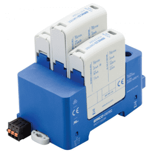 PVT1 Limit Photovoltaic Surge Protection Class I PVT11000R - New Zealand