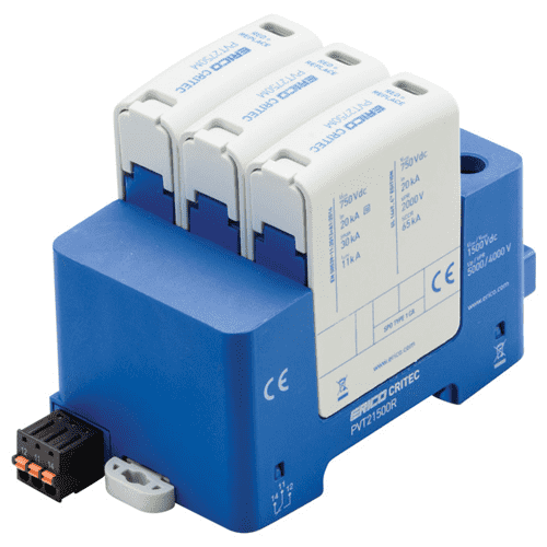 PVT2 Photovoltaic Surge Protection Class II PVT21000R