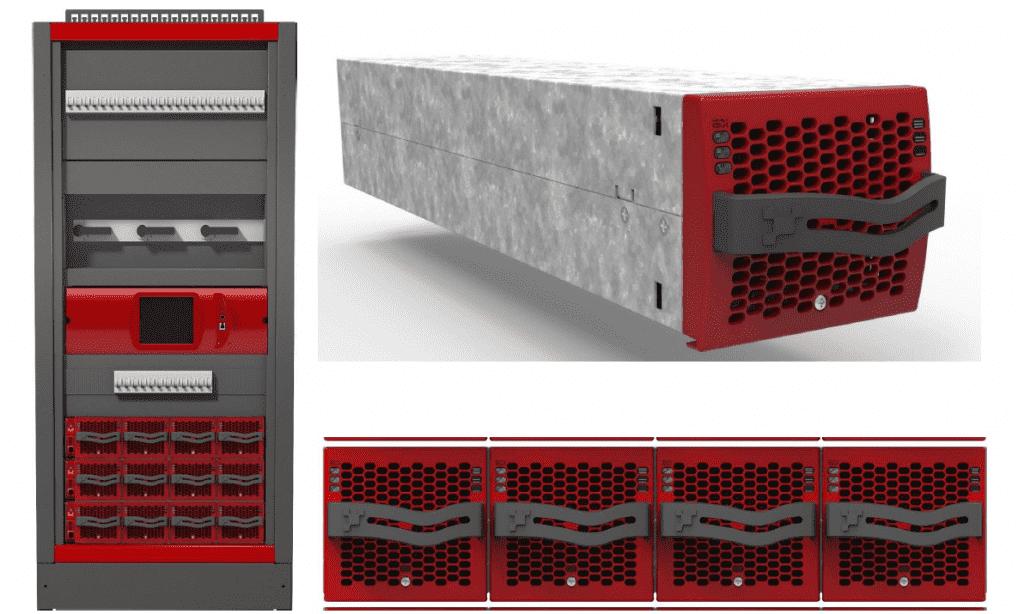 Modular DC/AC Inverter