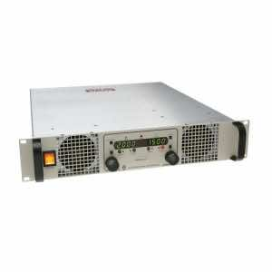 EV Series Rack Mount High Voltage AC/DC Power Supply - XP Power Glassman