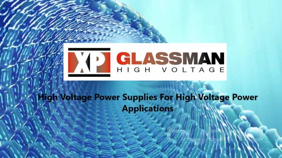 HIgh Voltage AC/DC Power Supplies - Glassman XP Power New Zealand