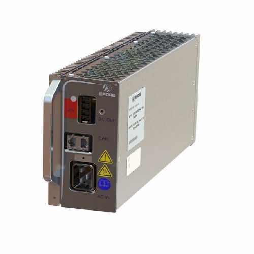 MHE Modular hot swappable Rectifiers 2000W - Battery Charger - DC UPS