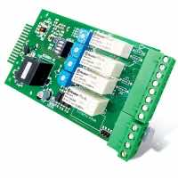 MultiCOM 384 Card - Relay I/O Interface - Riello UPS Alarms