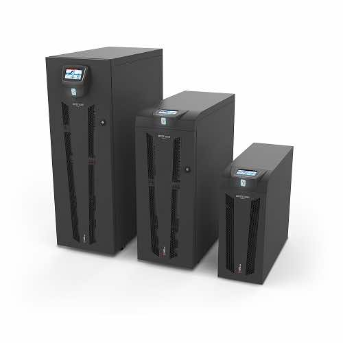 Sentryum - AC UPS - Riello UPS - Helios Power Solutions New Zealand 2019 Uninterruptible Power Supply 10kVA 15kVA 20kVA Single Phase Three Phase 230VAC 400VAC