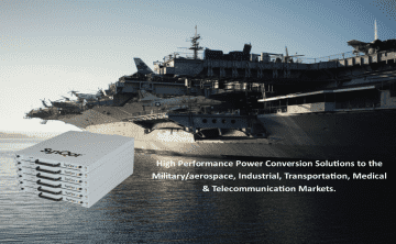 Synqor Distributor in New Zealand Isolated Military DC to DC Converters