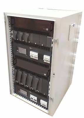 Modular Battery Charger 24V 110V - Distribution & Transmission Substations