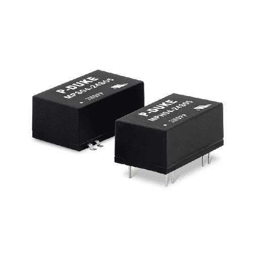 MPS04 & MPH04 Series Medical Grade Single & Dual Output DC/DC Converter up to 3.5W