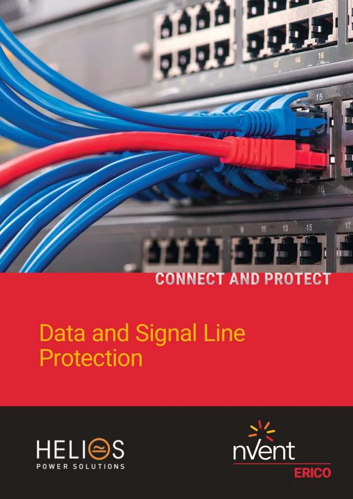 Data and Signal Line Protection