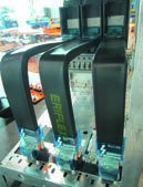 Flexible Insulated Braided Conductors Circuit Breakers