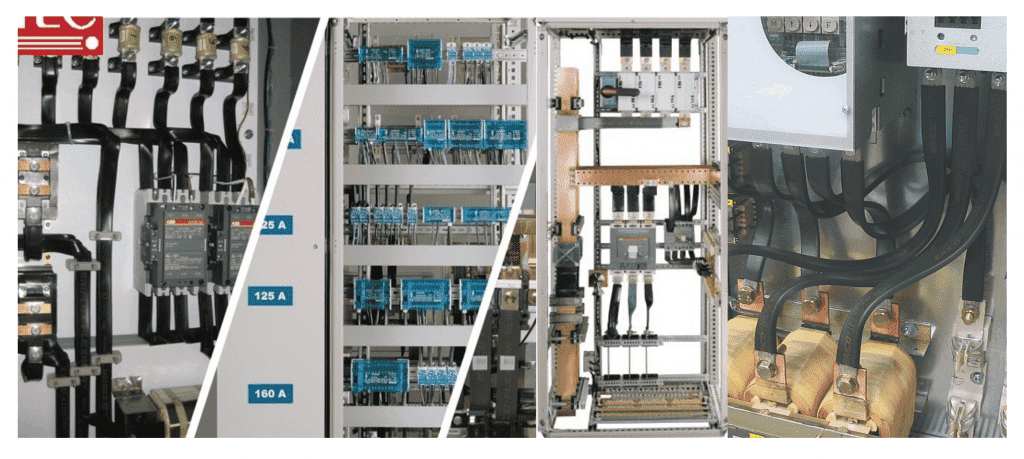 Low Voltage Power and Connection Accessories for Switchboard Manufacturers