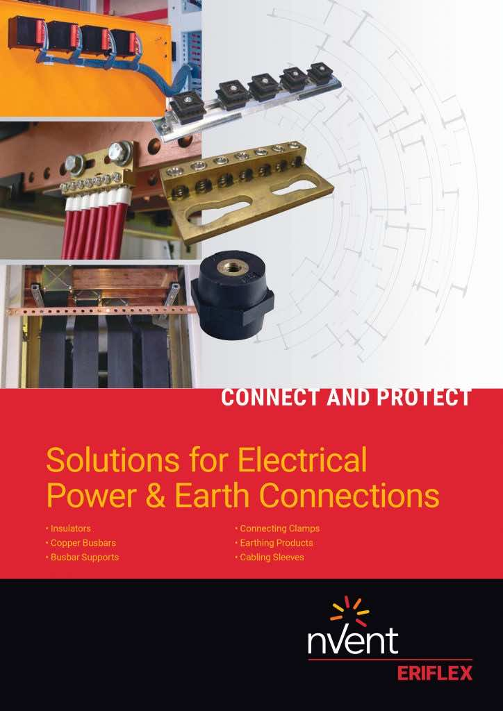 Solutions for Electrical Power and Earth Connections