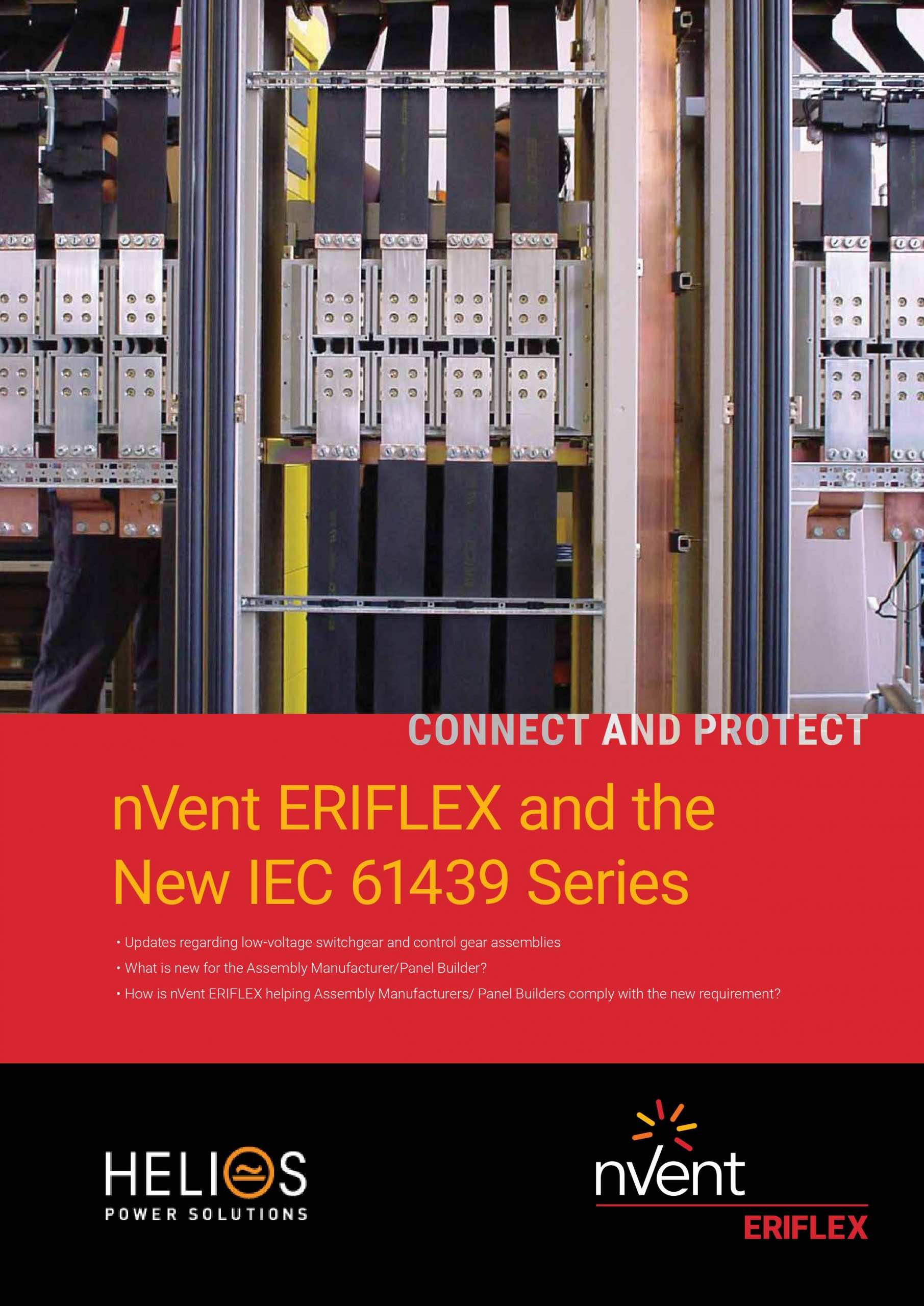 nVent Eriflex and the IEC 61439 Standard - Switchboard Manufacturers