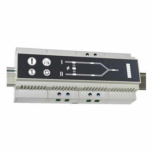 DIN Rail Static Transfer Switch 16A 8A Solar AC UPS Generator