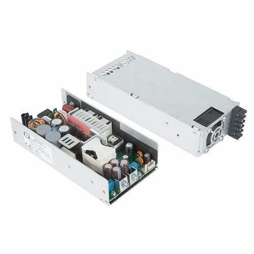 GCU500 Series 500W Medical Approvals AC-DC Power Supply 12V 15V 24V 48V output voltage XP Power