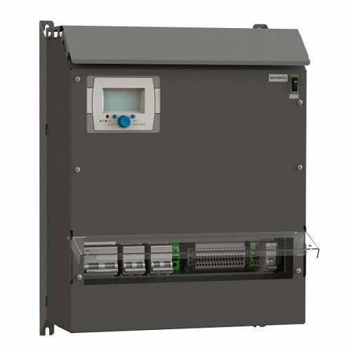 OPUS HE WMC Convection Cooled Wall Mount Battery Charger 2000W Convection cooling – no fans Output options 24V, 48V, 60V, 110V, 125V, 220VDC
