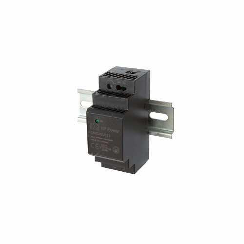 DRC30 Series 30W DIN Rail AC-DC Power Supply 5V, 12V, 15 V, 24V, and 48V output voltage